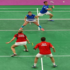 badminton-double-mixed