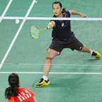 badminton-single-women